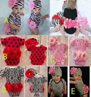 New Baby Girls Costume Romper Outfit Set Clothes Photo Props Size 00,0,1,2