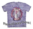 "Child FANTASY The Mountain T Shirt ""Rose Fairy"" Sizes From 4 -14 Years 15-1382"