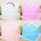 New 3Layers Transparent Plastic Jewelry Travel Case Cosmetic Trinket Display Box