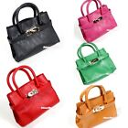 Various Color Metal Buckle Girl Handbag Kids Shoulder Bag Children Purse Wallet