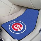 Chicago Cubs MLB Vinyl Carpet Rubber Car Truck Auto SUV Floor Cargo Mats
