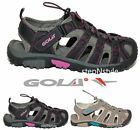 LADIES WLAKING SANDALS GIRLS SPORTS HIKING TRAIL BEACH SUMMER CLOSED TOE SHOES