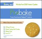 Pro Bake Protein Cookies / Bar - 37.5 Grams Protein Per Cookie - 18 Per Box