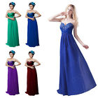 Mother Bridal Prom Ball Gown Evening Party Cocktail Long Dress Plus Size 2-18