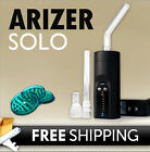 2014 Arizer Solo Vaporizer w FREE Priority Shipping grinder-Brand new portable