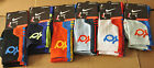 Authentic Nike 2.0 KD Elite Crew Sock - Black, Blue, Orange, White, Fiberglass