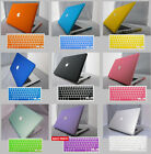 "2in1 Rubberized Hard Case Cover for Macbook Pro 13"" 15"" retina display 2008-2014"