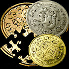 JIGSAW PUZZLE COINS - Current Selection of Small Non-US pieces by Jeremy Barrett