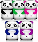 For iPad Mini Baby Panda Rubber Soft Silicone Skin Case