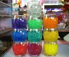 50g Magic Plant Crystal Soil Mud Water Vase Beads Pearls Wedding Table Decors