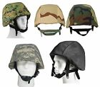 G.I. Type Camouflage Camo Helmet Covers - Fits Military Helmets