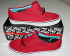 VANS Off The Wall Shoes New 106 Vulcanized Chilli Pepper Red Choose Size