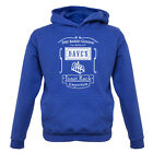 Dave's Toast Rack Emporium Kids / Childrens Hoodie - Funny - Present - Gift