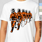 APES IN SPACESUITS T-Shirt. Multiple Colours & Sizes. Planet of the Apes Fan