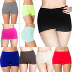 New Womens Ladies High Waist Boxer Pants Shorts Underwear Plus Size 16 18 20 22
