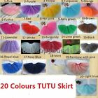 New Baby Girls Kids Toddlers Tutu Skirt Costume Party Ballet Dancewear Size 1-8Y