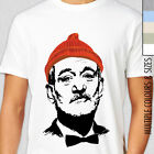 STEVE ZISSOU, BILL MURRAY T-Shirt. Multiple Colours & Sizes. Life Aquatic, Chive