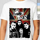 THE YOUNG ONES T-Shirt. Multiple Colours & Sizes. Rik Mayall, Adrian Edmondson