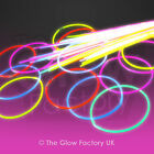 Wholesale Mixed Glow Necklaces. Bulk Neon Necklaces FREE P&P