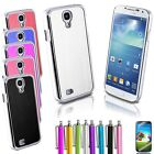 Luxury Aluminum Chrome Thin Hard Case Cover Shell for Samsung Galaxy S4 IV i9500