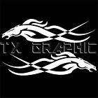 DENVER  BRONCOS HORSES VEHICLE GRAPHIC DECAL TRIBAL STICKER ,  1 SET OF 2 on eBay