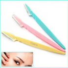3pcs Eyebrow Lip Razor Trimmer Blade Shaver Hair Remover Knife