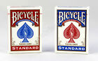 Sealed Bicycle Standard Playing Cards Red Blue Poker Decks 1 2 4 6 8 10 12 Packs