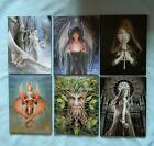 Anne Stokes Wall Plaques/Print on canvas/6 Designs to choose from/Pagan/Goth