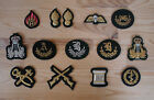 British Army Trade Badges - No1 Dress Trade Badges