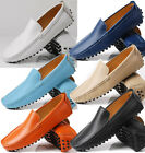 EU 38 - 44 Cozy Leather Casual SLIP-ON penny loafers fashion mens driving shoes