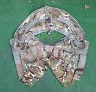 UK BRITISH ARMY SURPLUS MTP OSPREY MK.4 EXTRA ARMOUR,BRASSARD & COLLAR,MULTI G1