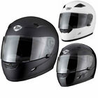 THH TS-39 Plain Full Face Motorcycle ACU Gold Motorbike Crash Helmet GhostBikes