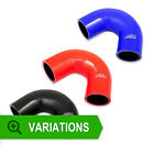 Silicone Hose 135 Degree Elbow - Silicon Bend Pipe Rubber Coolant Radiator ASH