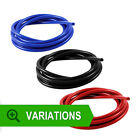 3mm ID Silicone Vacuum Hose Turbo Dump Radiator Rubber Air Vac Pipe Silicon Tube