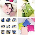 Multifunction Travel Outdoor Cross Shoulder Bag Handbag Folding Backpack HJ487