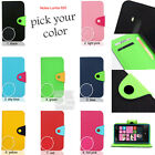 L Leather PU Flip Hard Wallet Skin Case Stand Cover Pouch For Nokia Lumia 920