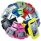 Armband Pouch Carrier Case Exercise Workout Running Sports Gym For iPhone 5s 5