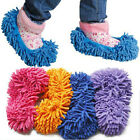 Multifunction Mop Shoe Cover Shoes Dusting Floor Cleaning Convenient Slippers