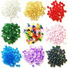 E Beads Glass Beads 4mm 7 Colours