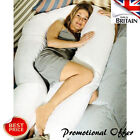 New 9 Ft / Foot Maternity Pregnancy COMFORT U/ V Pillow and/ or Case