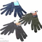 Thermal Gloves Motorbike Ski Cycle Sport Fishing Black Blue Green NEW GLOVE