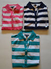 TOMMY HILFIGER Womans V-Neck Polo  Top Size M or XXL NWT