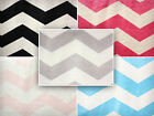 "Chevron LARGE Minky Print Fabric Chevron LARGE / 58"" W / Sold by the Yard"