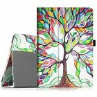 """PU Leather Folio Case Slim Cover for Microsoft Windows Surface RT Tablet 10.6"""""""