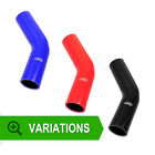 11mm -Silicone 45 Degree Elbow Hose, Silicone Pipe Bend Coolant Radiator Water