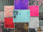 """Mesh Floral Vine Sequin Fabrics / 52"""" Wide / Sold by the yard"""