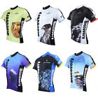 6 Style New Men DISCOVERY Bike Cycling Sport Jersey Cycle Bicycle Shirt FreeShip