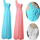 Elegant Ladies New Bridesmaids Formal Chiffon Dress Wedding Gown Party Evening