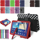 For Samsung Galaxy Tab 3 10.1'' P5200 P5220 P5210 Folio Leather Case Cover Stand