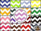 """Chevron Print Large 100% Cotton Fabrics / 45"""" Wide / Sold by the yard"""